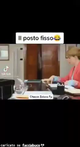 Checco Zalone posto fisso