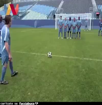 Allenamenti calcio